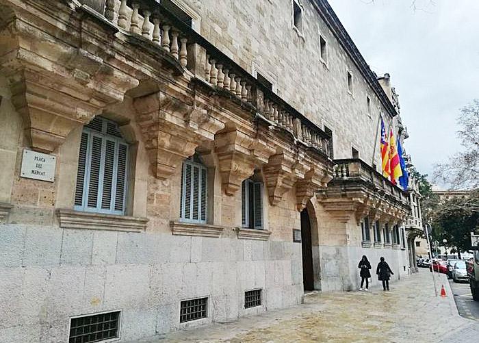 Juzgado de Palma donde se ha realizado el juicio esta mañana