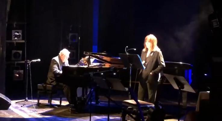 Un momento del concierto (Foto: Tolo Mercadal)