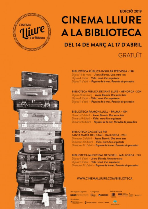 Documentales en Sant Lluís.