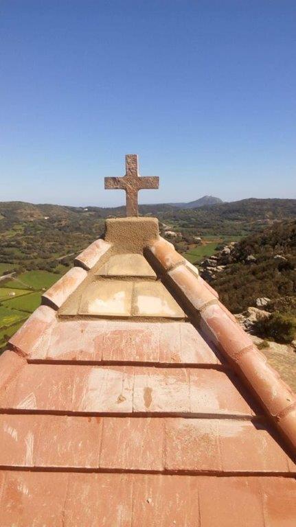 Imagen de la nueva cruz (Foto: Bisbat de Menorca)