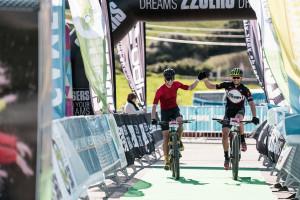 Ganadores en mountain bike (Foto: Jordi Saragossa)