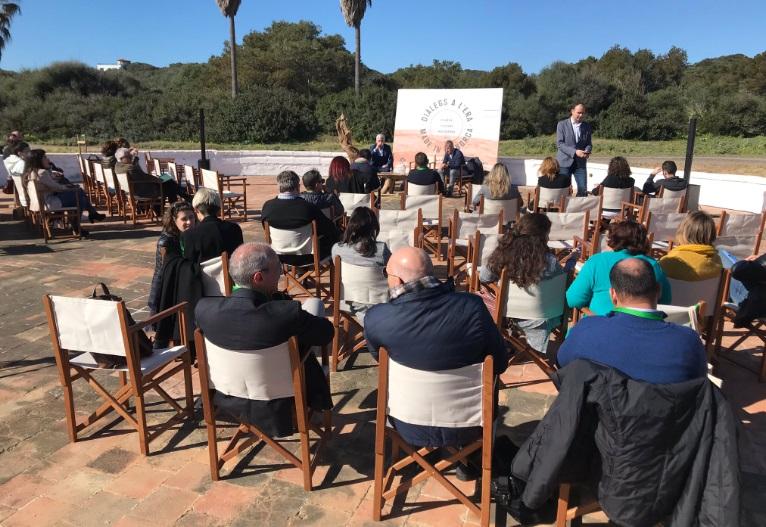 Diàlegs a l'era en el Parque Natural de la Albufera de Es Grau (Fotos: Made in Menorca)