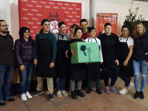 (Fotos) El Casal de Joves de Ciutadella se lleva el premio al mejor plato de AlternaXef