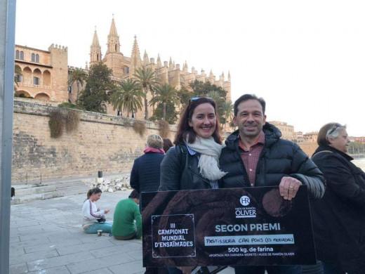 Can Pons obtiene el segundo puesto en el III Campionat Mundial d'Ensaimades