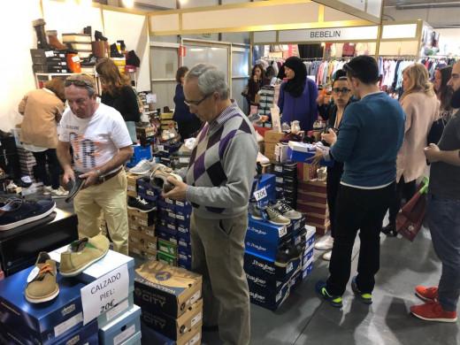 (Fotos) Excelente acogida a la Feria de Stocks de Menorca