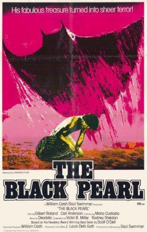 La perla negra se filmó en Menorca en 1977