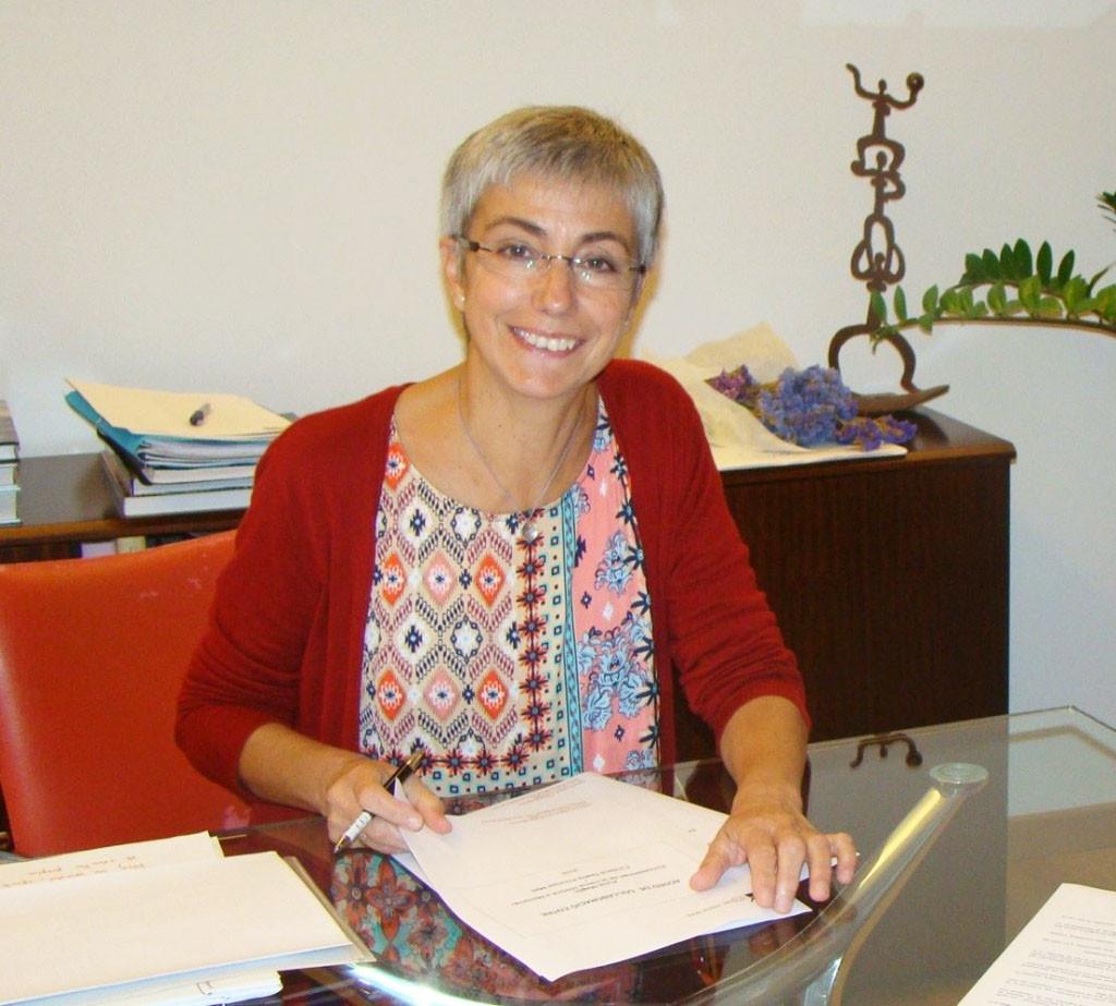 Conxa Juanola, alcaldesa de Maó.