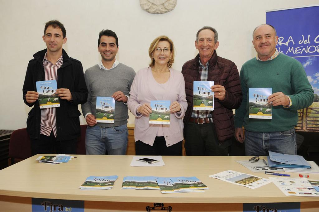 Imagen de la presentación de la feria (Fotos: Tolo Mercadal)