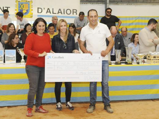 """(Fotos) Gran cierre de la """"Fira del Camp d'Alaior"""""""