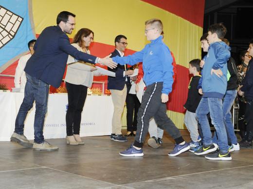 (Fotos) La gran fiesta del deporte insular