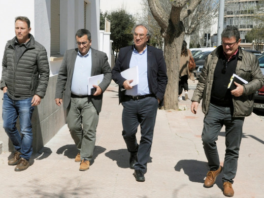 Nuevos retrasos en las obras del Verge de Gràcia y el Pasqual Calbó