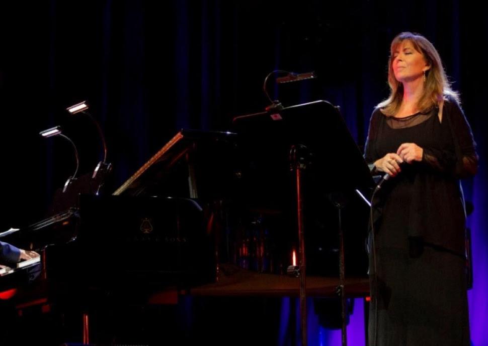 Maria del Mar Bonet, en un concierto.