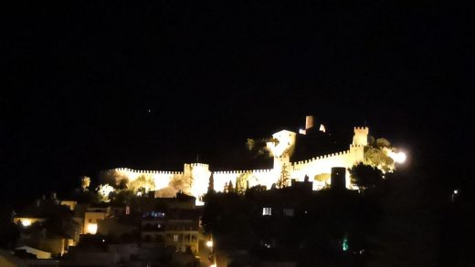 La iluminación del Castillo de Capdepera, entre los proyectos cofinanciados con Fondos Feder en las Islas considerados como Buena Práctica por Parte del Ministerio de Hacienda