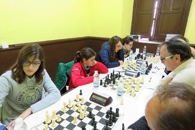Un momento del campeonato (Foto: deportesmenorca.com)