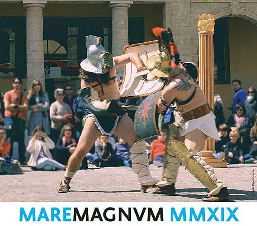 Cartel del Festival Maremagnum.