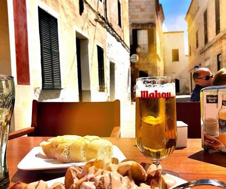 (Fotos) El descanso de Nuria Roca en Menorca