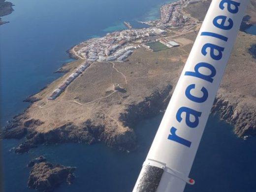 (Galería de fotos) Así se ve Menorca desde una avioneta