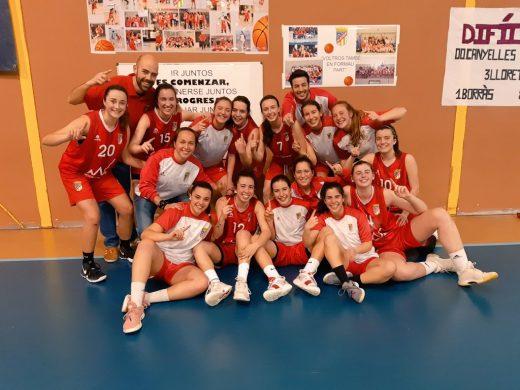 (Vídeo y fotos) El Alcázar, campeón de Balears junior femenino