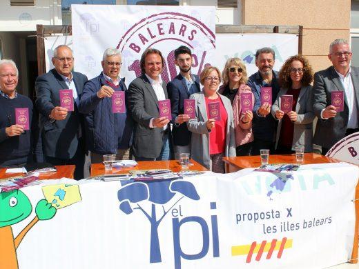 """(Fotos) El Pi pedirá en Madrid una financiación """"más justa"""" para Menorca"""