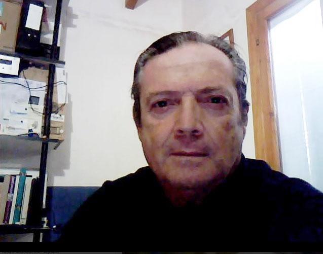 Fernando Serrano Llabrés en una imagen de sus redes sociales
