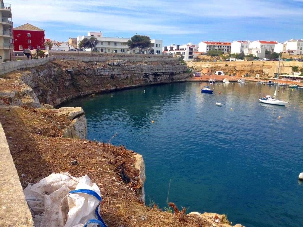 Desde Cala Corb al Moll d'en Pons se habilitarán 65 puntos de amarre para barcos de hasta 8 metros de eslora