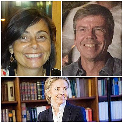 Los tres candidatos que acompañarán a Juaneda en la lista del PP al Ayuntamiento de Ciutadella