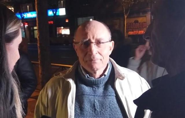 Angel Hernández, en libertad sin medidas cautelares (Foto: Mallorcadiario)