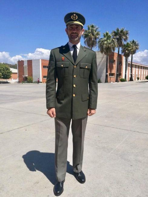 De uniforme.