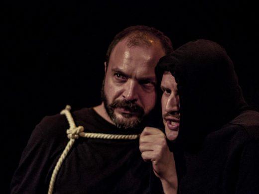 (Fotos) Alaior se sube al escenario