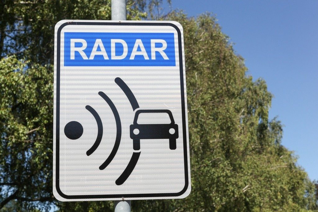 Señal de radar.