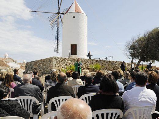 """(Fotos) Pablo Casado defiende en Menorca una """"España unida"""""""