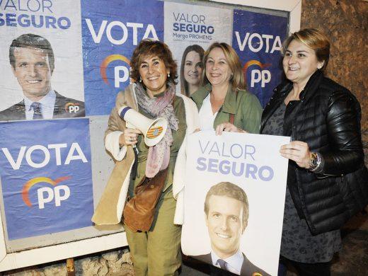 (Fotos) Empieza la campaña menos predecible