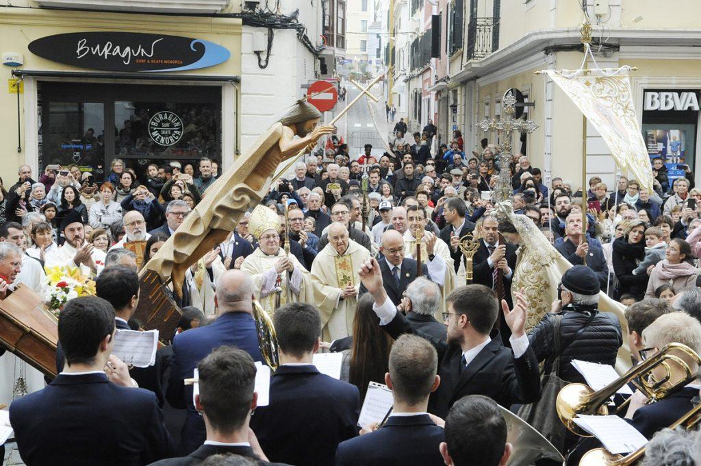Los días 14 y 15 de setiembre son los propuestos para las procesiones (Foto: Tolo Mercadal)