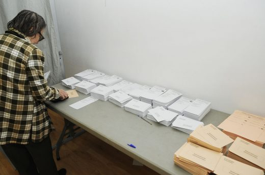 Las personas apuntadas a la lista del INE no recibirán papeletas ni propaganda electoral en sus domicilios