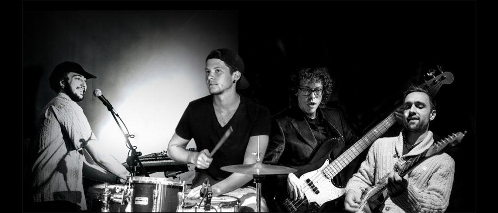 Imagen de la banda Pere Moll Quartet.