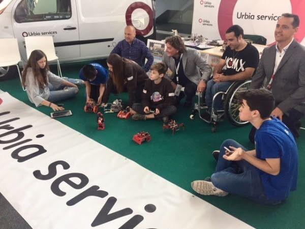 """Los alumnos de los centros educativos acogen con entusiasmo esta """"nueva asignatura"""" (Foto: Mallordiario)"""