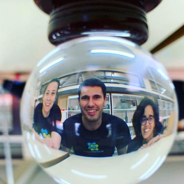 Los efectos ópticos centrarán algunos de los experimentos