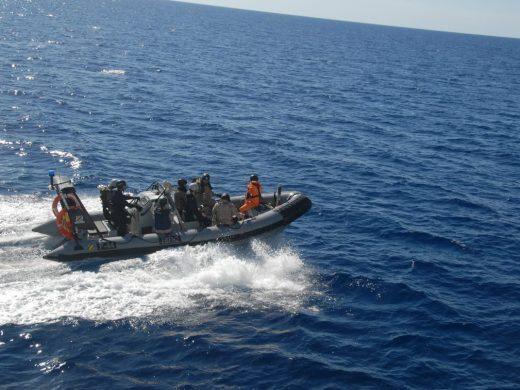 (Fotos) La Armada Española, de Maó a Palma