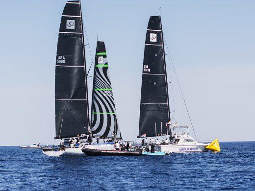 La falta de viento obliga a suspender la segunda regata de las Super Series