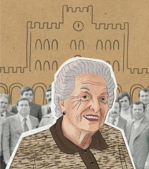 Emília Mercadal Gonyalons nació en Maó en 1932