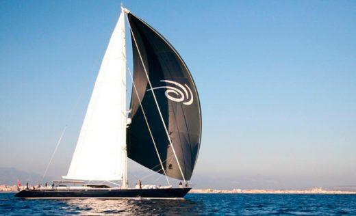 El velero SY Tenaz (Foto Doyle Palma)