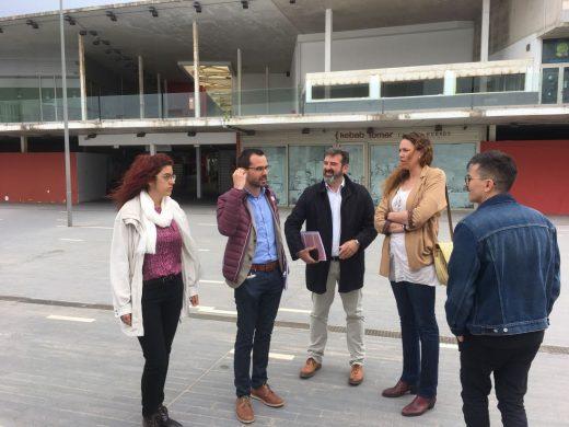 Los candidatos del PSOE al ayuntamiento de Maó