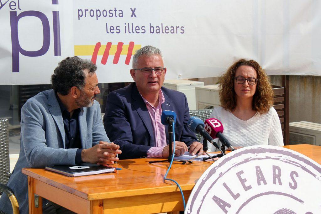 Jaume Font, junto a Marisa Puertas, consideran también que la atención a la dependencia es una prioridad