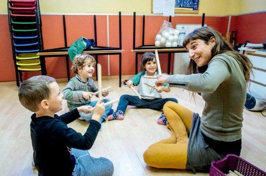 Teatro matinal para las escuelas infantiles (Foto: Teatro Principal)