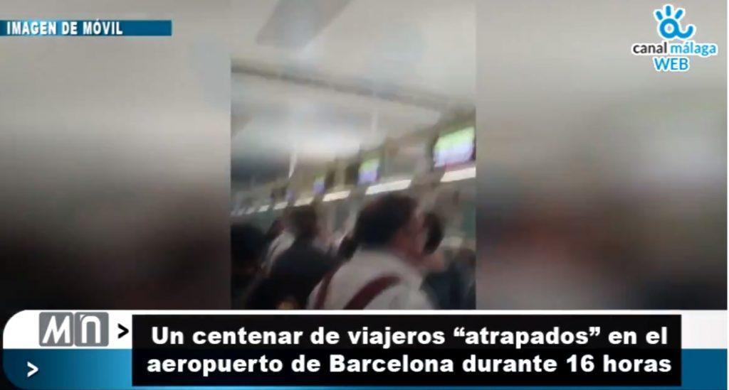 No es la primera vez que Vueling obligar a pasar la noche en Barcelona  a los pasajeros con destino a Menorca (Foto:Archivo)