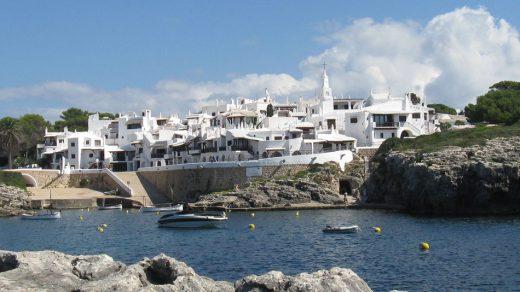 Binibeca es una de las zonas de la isla que recomiendan visitar