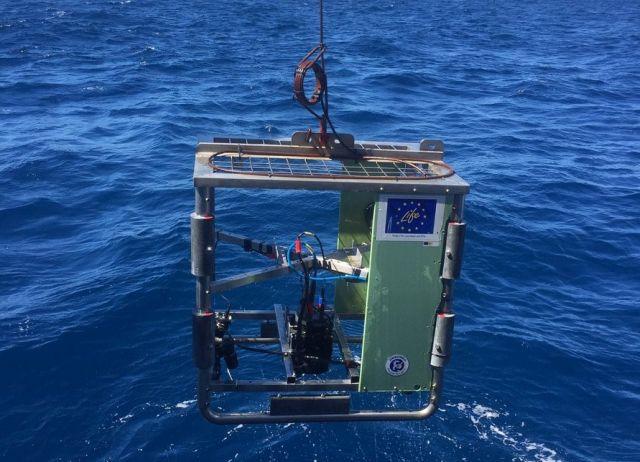 En los próximos meses se analizará toda la información obtenida en esta campaña oceanográfica (Foto: Centro Oceanográfico de Baleares)