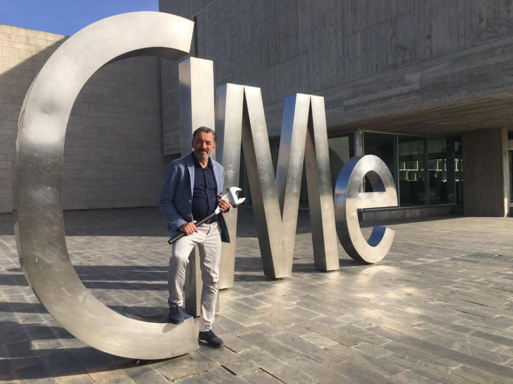 Miquel Ponsetí, candidato de El PI al Consell de Menorca