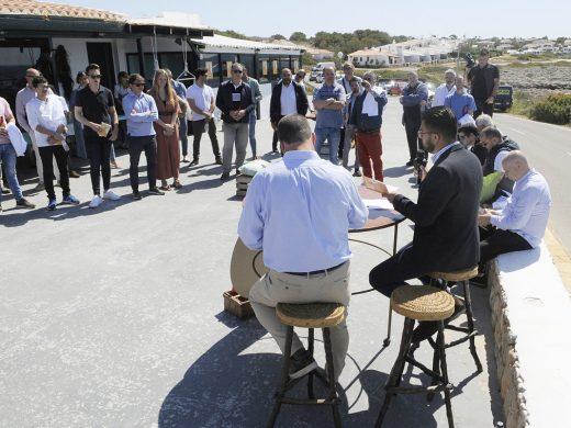 (Fotos) Cervezas y gambas de Menorca, el plan para el fin de semana