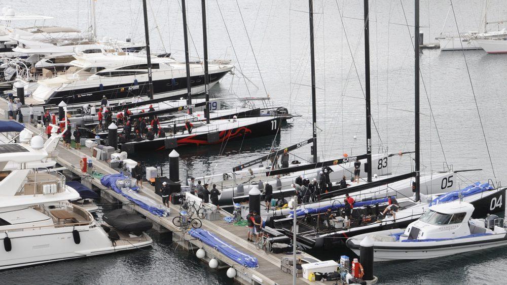 Imagen de las embarcaciones en el puerto de Maó (Fotos: Tolo Mercadal)